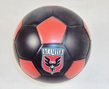 FoamHead Mini Indoor/Outdoor Soccer Ball ~ MLS Licensed DC United