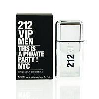 212 Vip Nyc Carolina Herrera Edt Spray 1.7 Oz Mens