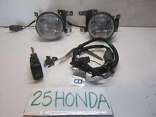1998-2000 Honda Accord Coupe Factory Fog Lights OEM JDM Ultra Rare