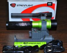 Streamlight 75478 NEW 800 LUMEN STINGER LED HL AcDc Piggyback Charger Lime Green