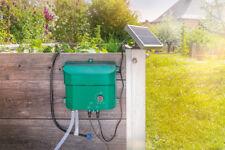 Solar Bewässerungssystem Pflanzenbewässerung Wasserspender, esotec 101100