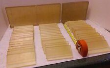 PMP Polymethylepenten Raw Material LOT QTY 2 PCS Machining plastic