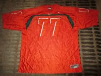 Miami Hurricanes Football Team Nike Jersey 3XL 3X mens