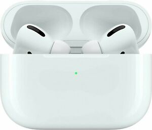 Apple AirPods Pro Wireless In-Ear Headphones With Charging Case. 100% Genuine