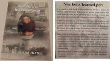 Nae Fae a Learned Pen by Scardogan, Banchory-Devenick Doric Poems