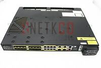 REF Cisco CGS-2520-16S-8PC Rugged Ethernet switch with 16 FE SFP Ports w/ DC PSU