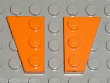 Ailes LEGO Orange wings 43722 43723 / set 4895 4508 4997 7737 9497 75102 7345...