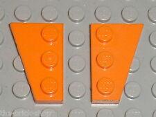 Ailes LEGO Orange wings 43722 43723 / set 4895 4508 4997 7737 9497 75102 7345...