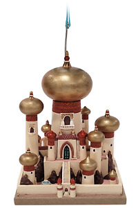 Disney Aladdin Jasmine Castle Collection Ornament New with Box
