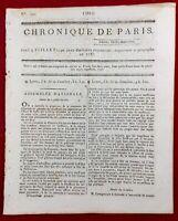 Chartres en 1792 Ardèche Perpignan Condorcet à Louis 16 Fribourg Huningue Madrid