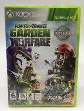 NEW SEALED Plants vs. Zombies: Garden Warfare (Xbox 360 2014) Xbox Live required