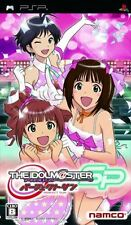 Used PSP Namco Idolm@ster SP Perfect Sun   SONY PLAYSTATION JAPAN IMPORT
