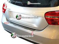 Moulure Anti-rayures Pare-Chocs Postérieurs Acier Mercedes Classe A W176