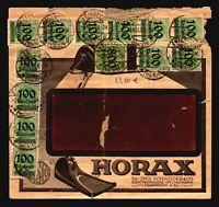 Germany 1923 Horax Cachetetd Inflation Cover / Light Creasing - Z17121