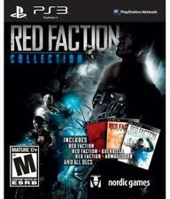 Red Faction Collection (PlayStation 3)