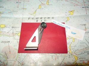 GARCIA MITCHELL 498 396 PUM NEW MANUAL PICK UP ORIGINAL MOUNT 81527 + NEW ROLLER