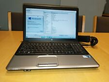 "HP G61 laptop. 15.6"" Screen 2.1 GHz Intel Pentium T4300 320 GB HD. 4 GB RAM."