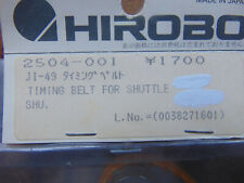 HIROBO SHUTTLE TIMING BELT  2504-001 BNIB