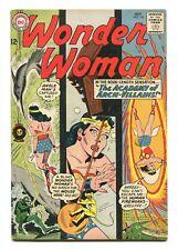 WONDER WOMAN #141 - 1ST APP THE ACADEMY OF ARCH-VILLAINS - BONDAGE COVER - 1963