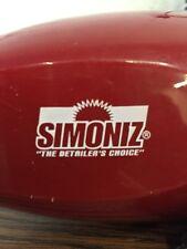 Simoniz Portable Car Truck Vaccum Works In A/C Car Outlet