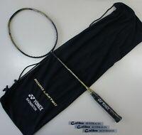 YONEX Nanoflare 700 Ltd Badminton Racket NF700L 4U5 Gold 2020 Limited Edition