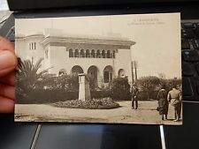 CASABLANCA   AUTHENTIC VINTAGE POSTCARD in sepia     r35 post office mail philat