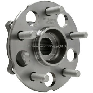 Wheel Bearing and Hub Assembly Rear Quality-Built WH512345