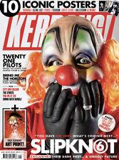 UK Kerrang Magazine December 2018: Slipknot Interview & Exclusive Art Print