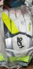 kookaburra Blade 400 left handed cricket gloves