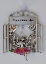 aa Have a magical day Garden Fairy Window Ornament ganz