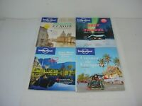 Lot of 4 Lonely Planet Magazines 2007 to 2017