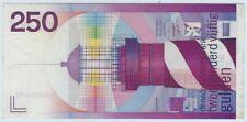 Niederlande / Netherlands P.098 250 Gulden 1985