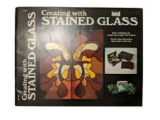 CREATING WITH STAINED GLASS Gick 1976 PB