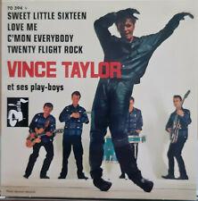 Vince TAYLOR CD Single 50ème anniversaire Salut Les Copains 2009