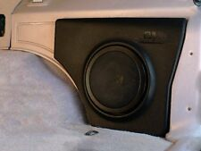 "XJ Pod 8"" Power Acoustik WOOFER SPEAKERS 84-01 Jeep Cherokee XJ S I  72625S DJ"