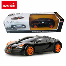 1:24 Scale Bugatti Veyron Grand Sport Vitesse Remote Controlled Car Orange/Black