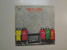 """JETHRO TULL: Thick As A Brick Part 1- Part II-Italy 7"""" 72 Chrysalis 010 1003 PSL"""
