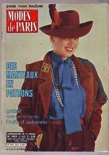 Modes de Paris - de 1980 / numero 1655 -
