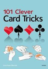 101 Clever Card Tricks by Cara Frost-Sharratt (2016, Paperback)
