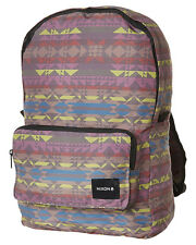 NWT NIXON PACKABLE EVERYDAY MULTI-SHADOW COTTON BACKPACK