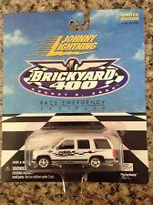 Brickyard 400 Event Car Aug 5 2000 Johnny Lighting Ltd Ed New NASCAR 473-02 Race