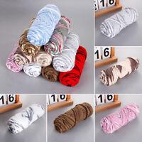 laine bricolage doux crochet lait de fils de coton le tricot tisser le fil