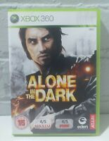 ALONE IN THE DARK - XBOX 360 GAME COMPLETE