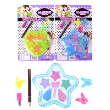 1PC Kids Cosmetics Girls Fashion Makeup Set Halloween Party Makeup Toy Safety FT