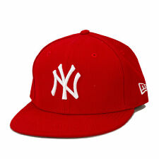 New Era Casquette New York Yankee Basic 59Fifty Rouge Accessoires