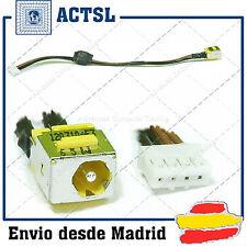 CONECTOR DC JACK  ACER Aspire 4230, 4630, 4330 (Con Cable)