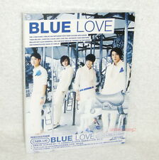 CNBLUE Mini Album Bluelove Blue Love Taiwan Ltd CD+DVD (digipak)