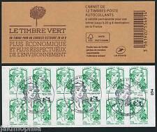 Carnet 858-C 1 LV 20g Marianne et la jeunesse de 2013  oblitéré 1er jour LUXE