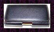 ★★★ HOUSSE Cuir CEINTURE avec Passant Pour SAMSUNG GT-M5650 Corby ★★★