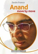 Anand : Move by Move by Zenon Franco (2014, Paperback)